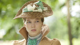 Léa Seydoux, dans le film «Journal d'une femme de chambre» de Benoît Jacquot.