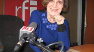 Margarita Camacho en RFI.