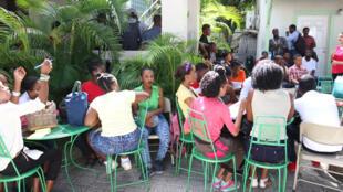 Club RFI Haïti.
