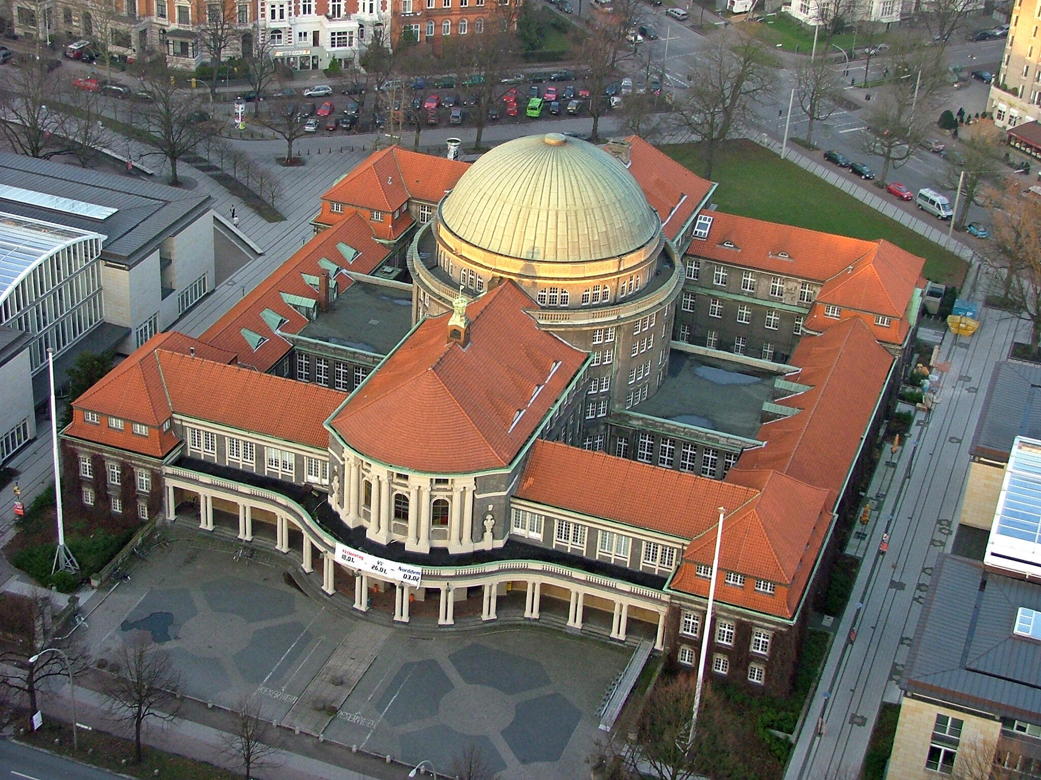 德國漢堡大學資料圖片