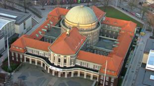 德国汉堡大学资料图片