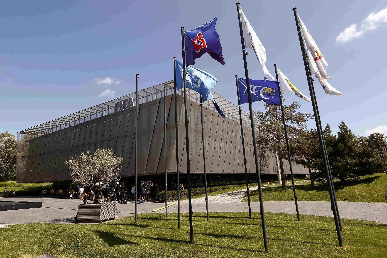 Sede da FIFA, em Zurique