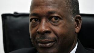 Le général Siaka Toumani Sangaré, nouveau président de la CENI.