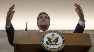 Declarações do secretário de Estado norte-americano John Kerry sobre COP21 jogaram balde de água fria no otimismo da França, anfitriã do evento.