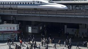 Japan's high-speed bullet trains are famously on time