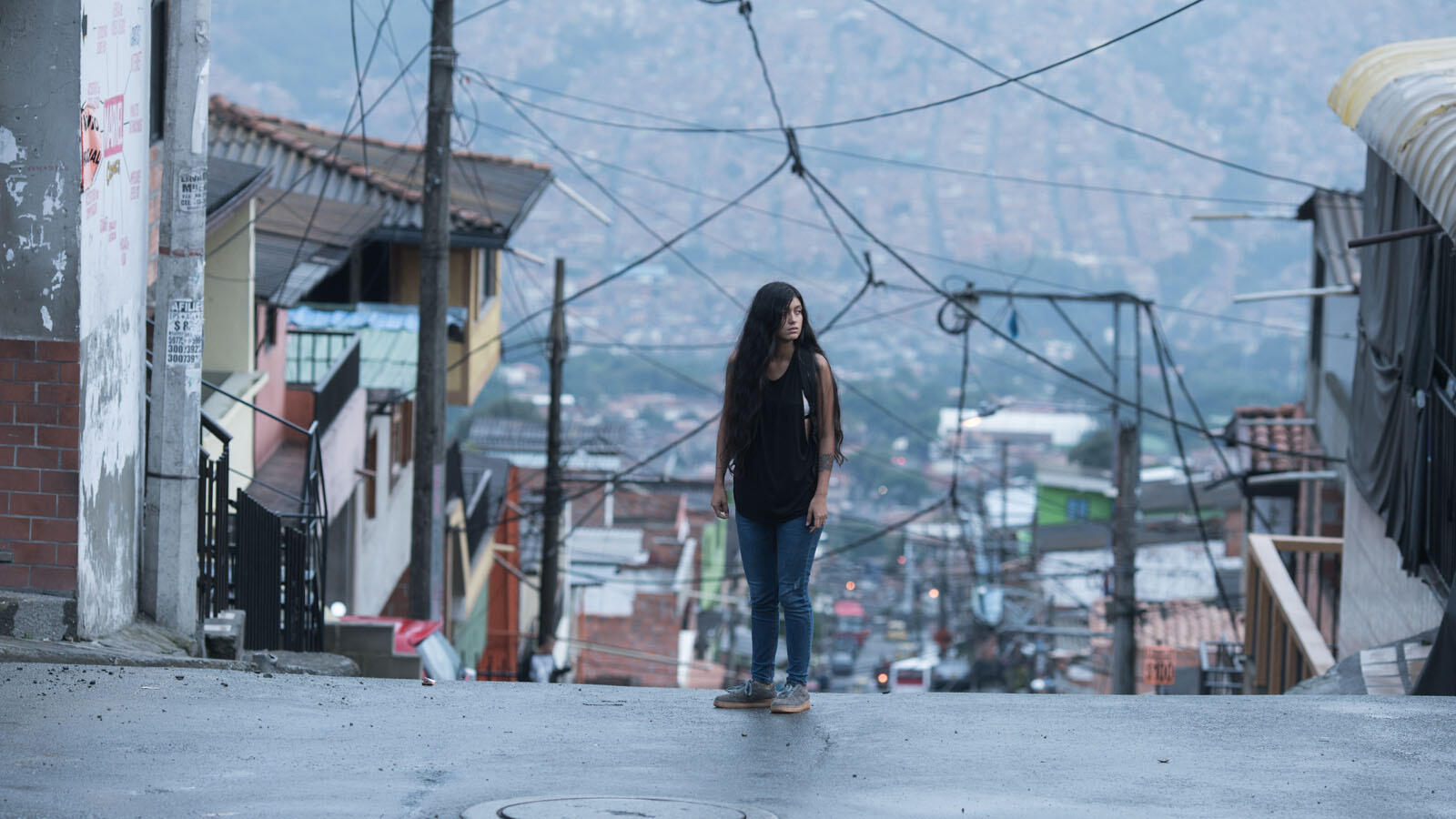 """""""Matar a Jesús"""" es el primer largometraje de Laura Mora."""