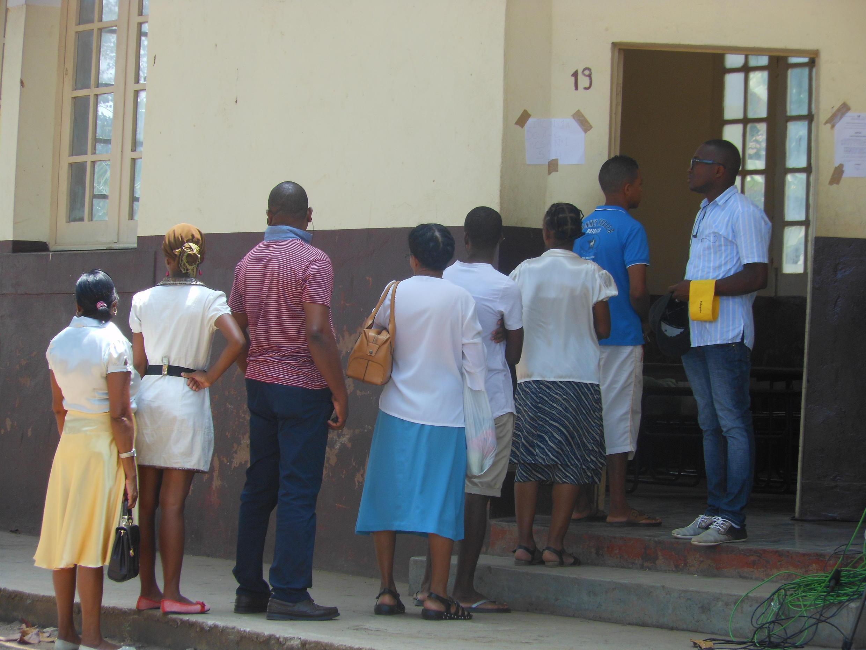 Segunda volta das eleições presidenciais, 07/08/16.