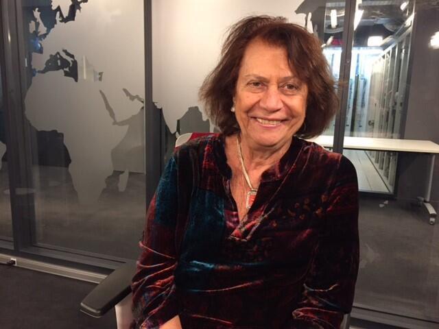 A escritora Ana Maria Machado.