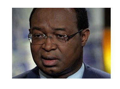 L'ancien Premier ministre centrafricain, Anicet-Georges Dologuélé (capture d'écran).