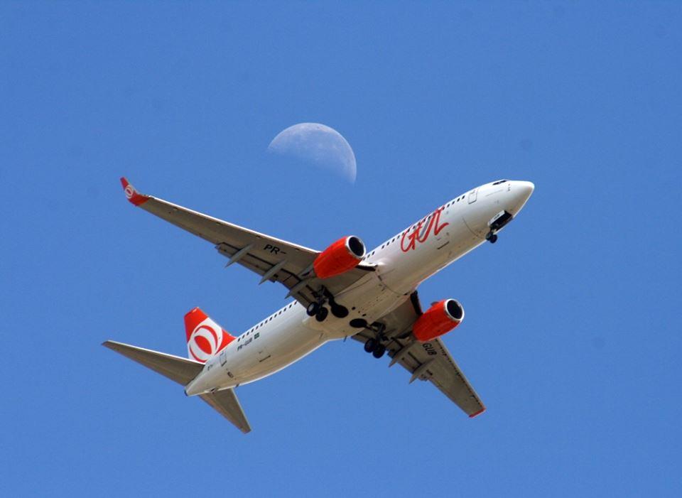 Gol anuncia parceria com Air France-KLM.