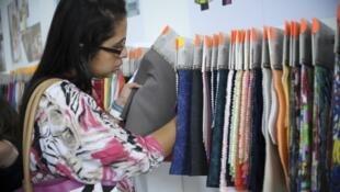 En Colombiatex 2013, la evolución textil está en manos de los nuevos talentos.