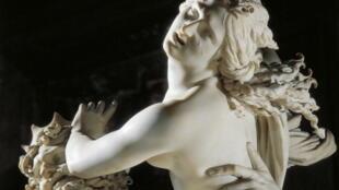 «Le rapt de Proserpine», une statue de Gian Lorenzo Bernini.