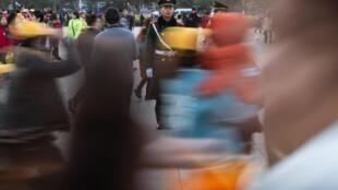 Sur le web ou les réseaux sociaux, les autorités chinoises ont fait le ménage.