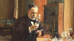 Louis Pasteur - Albert Edelfelt.