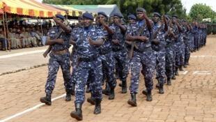 Dakarun wanzar da zaman lafiya na ECOWAS