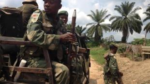 .2017 نیروهای مسلح جمهوری دمکراتیک کنگو در ماه ژوئیه