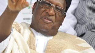 Alhaji Bamanga Tukur, Sabon shugaban Jam'iyyar PDP mai mulki a Najeriya