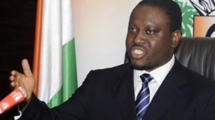 Waziri mkuu wa zamani wa Cote d'Ivoire ,Guillaume Soro, achaguliwa kuwa Spika wa Bunge  wa nchi hiyo.