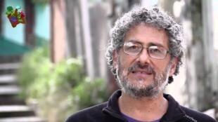 El activista mexicano Gustavo Castro estaba con Berta Cáceres cuando la ecologista fue asesinada en Honduras.