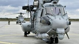 Airbus's Caracal helicopter