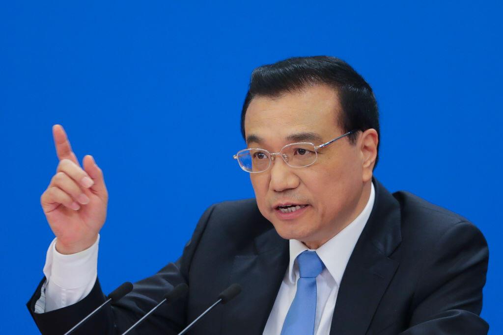 .لی که چیانگ نخست وزیر چین