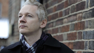 Le fondateur de WikiLeaks, Julian Assange, le 19 décembre 2010.