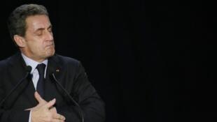 Быший президент Франции Николя Саркози