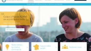 L'association Planet Adam peut  accompagner certains réfugiés qui souhaitent créer leur entreprise.