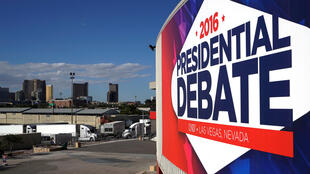 The third and final debate between Hillary Clinton and Donald Trump is taking place on October 19, 2016 in Las Vegas.