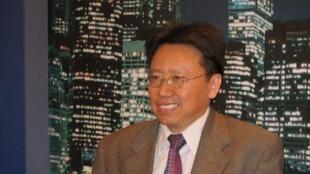 旅美作家和政治评论员陈破空先生