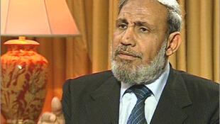 محمود الزهار، وزیرامور خارجه حماس