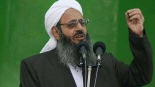 مولوی عبدالحمید اسماعیل زهی، روحانی سنی مذهب اهل بلوچستان.