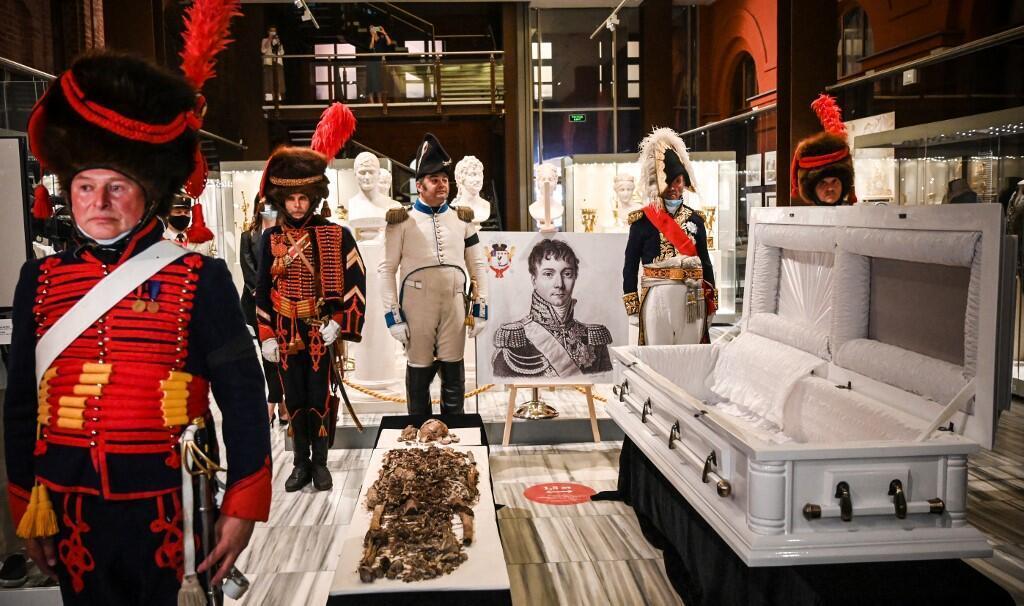 Члены и родственники исторического клуба готовы перевезти тело генерала Шарля Этьена Гудина из России во Францию 23 июня 2021 года.
