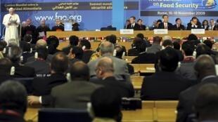 Les chefs d'Etat réunis à Rome n'ont fixé ni les échéances ni les moyens pour parvenir à l'éradication de la faim dans le monde.