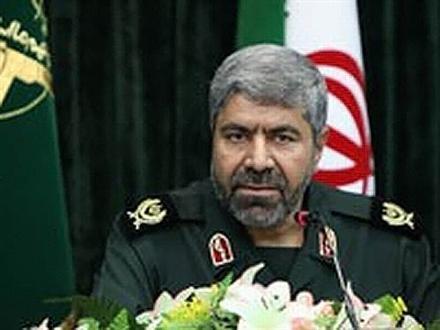 رمضان شریف، سخنگوی سپاه پاسداران جمهوری اسلامی