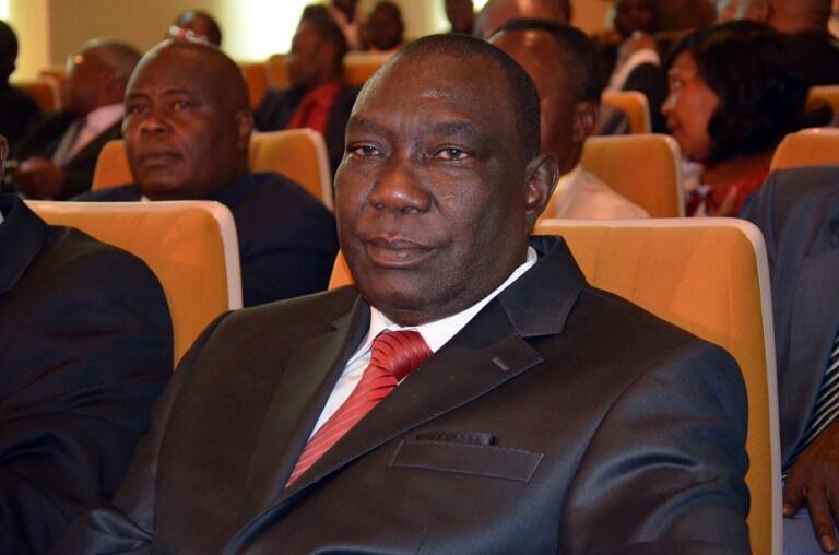 Michel Djotodia, jefe de la coalición Seleka, nuevo hombre fuerte de la  República Centroafricana.