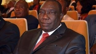 Michel Djotodia, tân tổng thống tự phong của Cộng hòa Trung Phi.
