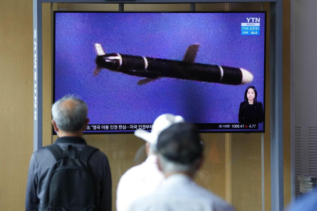 Corée du Nord - Missile