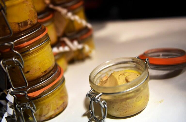 Món gan ngỗng béo là món ăn không thể thiếu trong mùa Giáng Sinh và Năm Mới tại Châu Âu.
