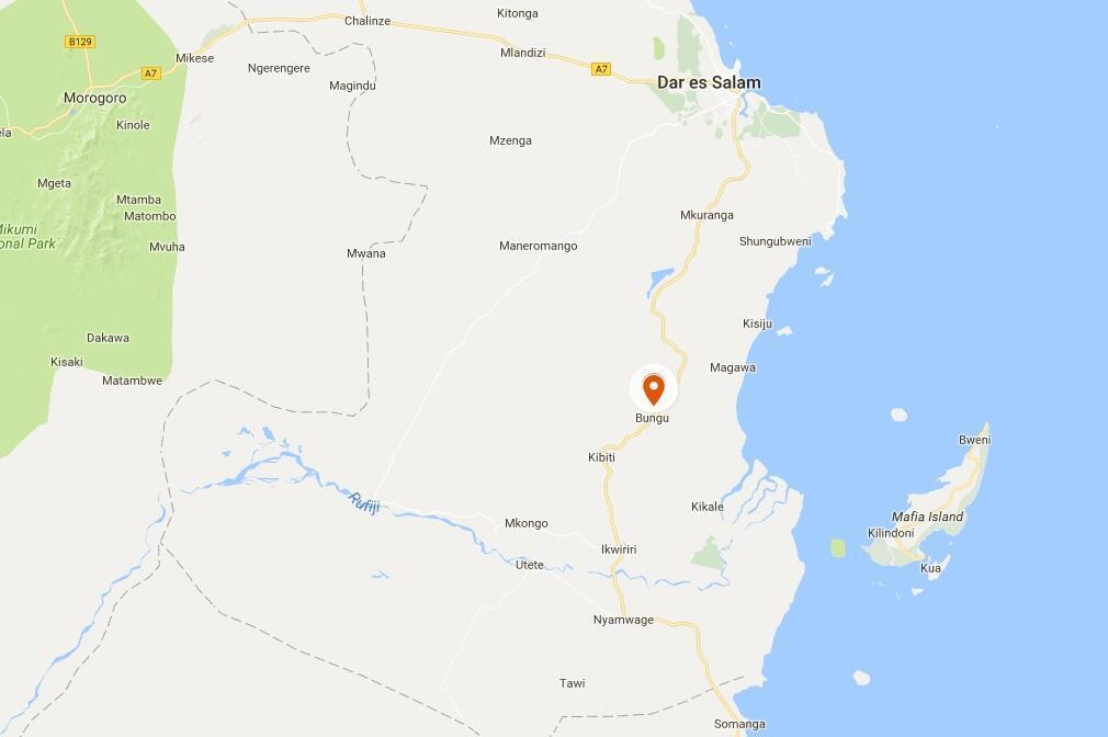 Les huit policiers ont été tués alors qu'ils revenaient d'une patrouille à Bungu, à une centaine de kilomètres de Dar es Salam.