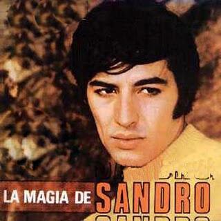 El mítico Sandro de América.
