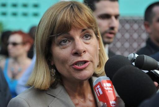 Anne Lauvergeon deixa a presidência da Areva em setembro.