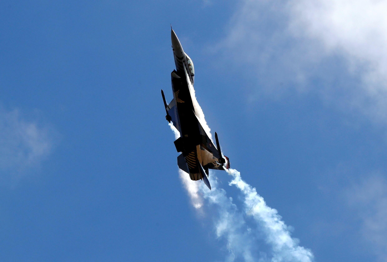 turquie f-16 avion de combat