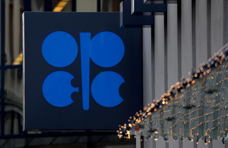 Logo của Tổ Chức Các Nước Xuất Khẩu Dầu Lửa OPEP/OPEC, trụ sở tại Vienna- Áo.