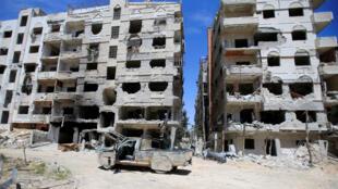 Экспертов ОЗХО, прибывших в Сирию 14 апреля, до сих пор не допустили в Думу для расследования предполагаемой химатаки