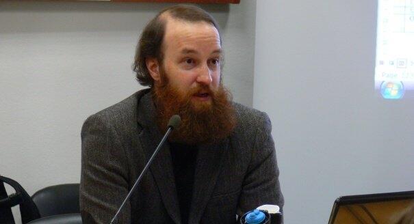 Главный редактор «Кавказского узла» Георгий Шведов