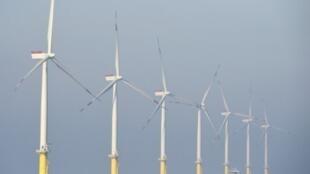 法国海外部长阿妮克·吉拉尔丹呼吁政府加大开拓海上风电建设力度