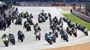 La 44e édition des 24 Heures Motos au Mans, prévue du 17 au 18 avril, est reportée sine die