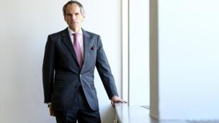 رافائل گروسی مدیر کل آژانس بینالمللی انرژی اتمی شد