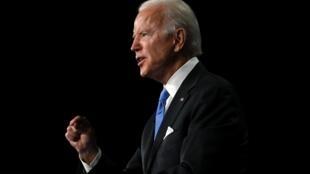 Au mois de septembre, Joe Biden a récolté 383 millions de dollars de dons.